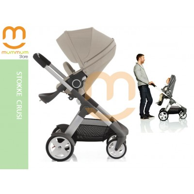 stokke crusi stroller Sep Delivery and Nov Delivery