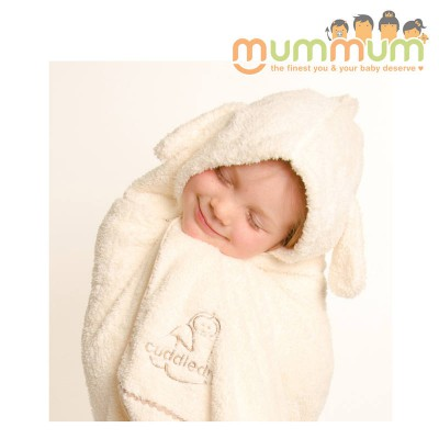 CuddleDry Cuddle Bunny Hooded Towel
