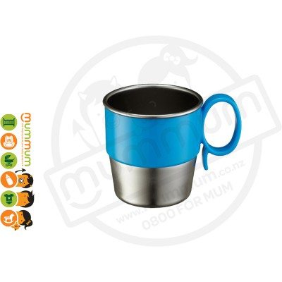 Innobaby Stainless Cup Blue 9oz