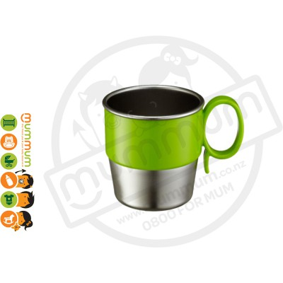Innobaby Stainless Cup Green 9oz