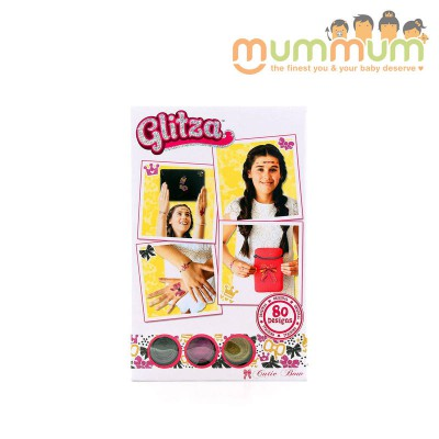 Glitza art cute bow 80 design