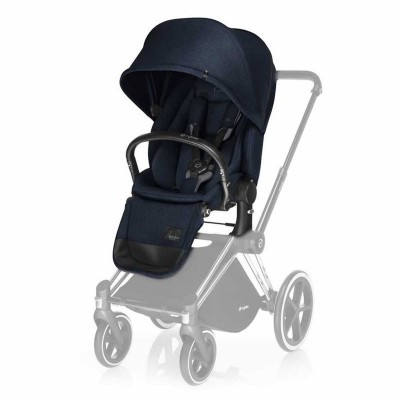 Cybex Priam Lux Seat Midnight Blue (chassis sold separately)