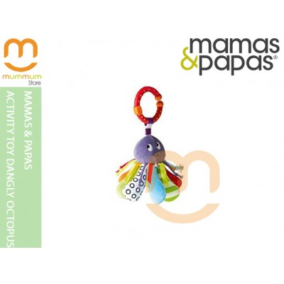 Mama & Papas Activity Toy Dangly Octopus