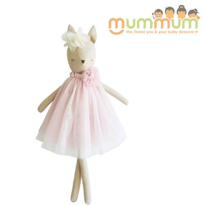 Alimrose Delores Deer Pink 50cm