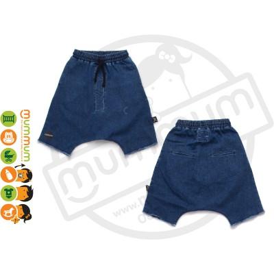 Nununu Denim Oversized Shorts