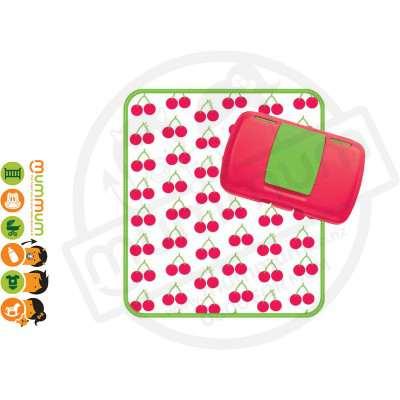 bbox diaper wallet cherry deligh