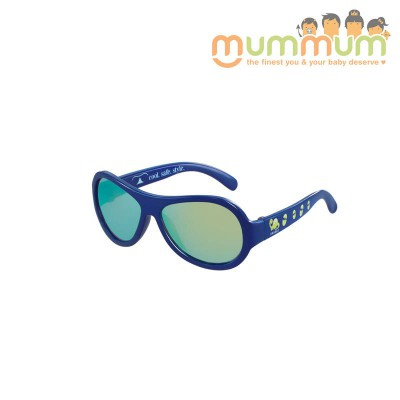 Shadez Sun Glasses baby Dino Blue 0-3Y
