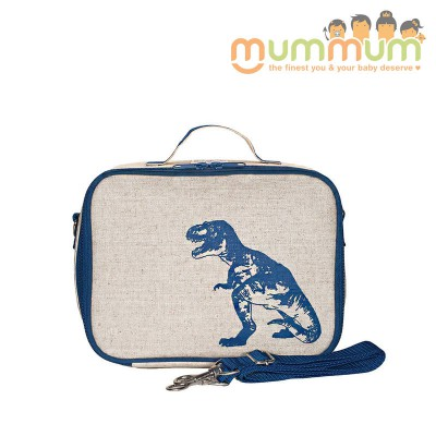 So Young lunch box Blue Dino