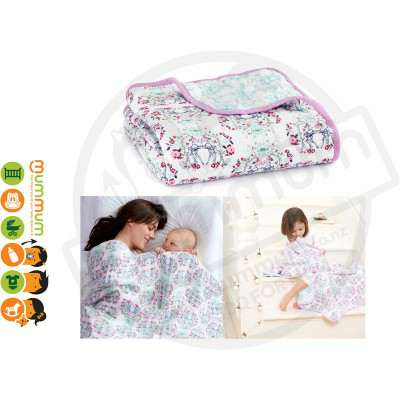 Aden and Anais Disney Baby Classic Dream Blanket - Bambi