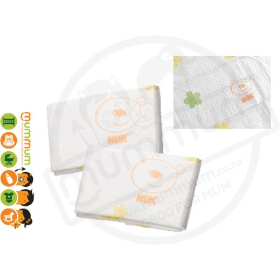 NUK Disposable Change Mat convenient for out&about