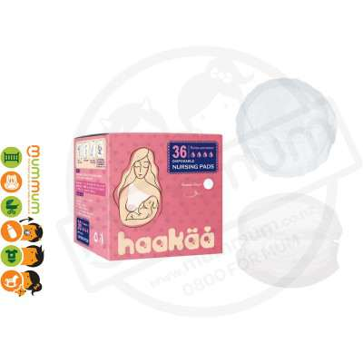 Haakaa Disposable Nursing Pads-Butterfly