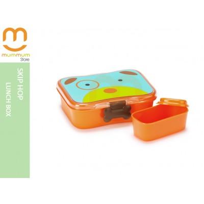 SKIP HOP Leak Proof Kid's Lunch Box - Dog