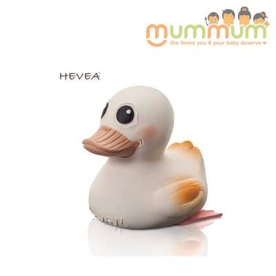 Hevea Natural Rubber Duck Kawan Jumbo 3 function: Play Bath Teeth