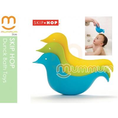 Skip Hop Dunck Stacking Bath Toys Boy Blue