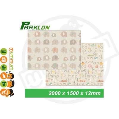 Parklon Silky Alpha - Elephant ABC 2000x1500x12mm