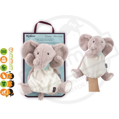 Kaloo Elephant Doudou Puppet