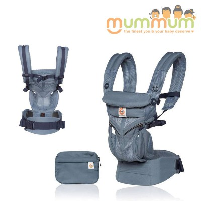 Ergobaby Omni 360 Carrier Mesh Oxford Blue