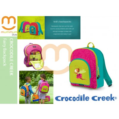 Crocodile Creek Backpack Fairy