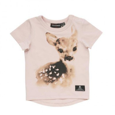 Rock Your kid fawn darling ss t-shirt 3-24M