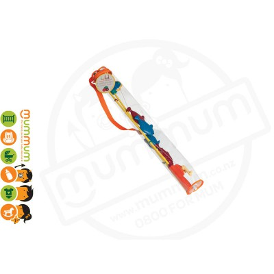 Battat Magnetic Fishing Set 3+