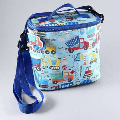Floss & Rock Lunch Bag with Detachable Strap Construction