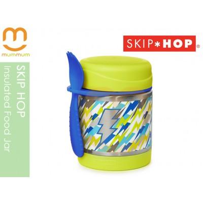 Skip Hop Forget Me Not Food Jar-- Lightning