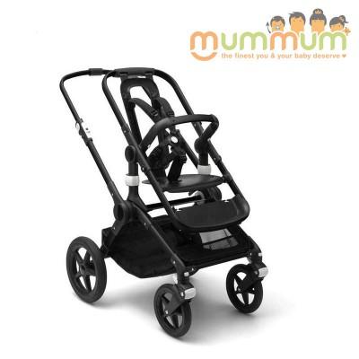 Bugaboo Fox Stroller Pram Chassis Black