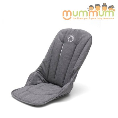 bugaboo Fox Base Seat Fabric Grey Melange