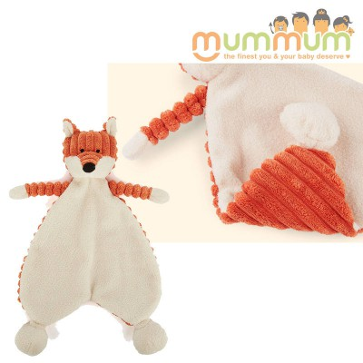 Jellycat Cordy Roy Soother Fox