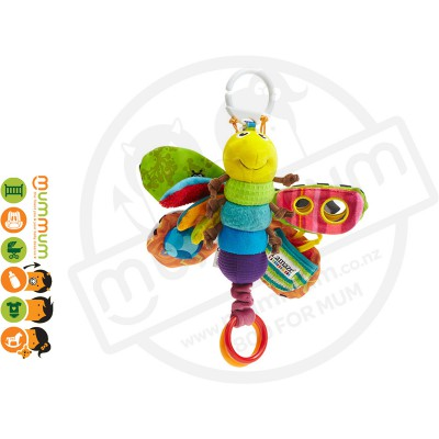 Lamaze Soft Hang Toy Play and Grow Freddie the Firefly