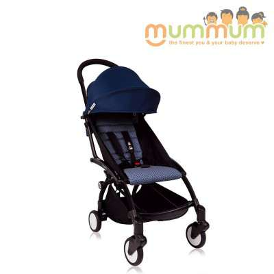Babyzen yoyo+ seatpad air france blue Carry on Stroller