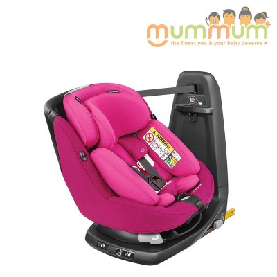 Maxi cosi axissfix plus Frequency Pink