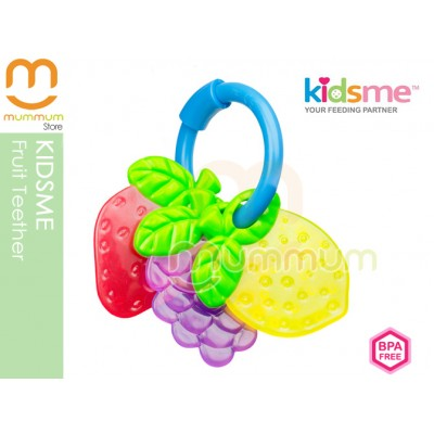Kidsme Fruit Soothing Senses Teether BPA Free