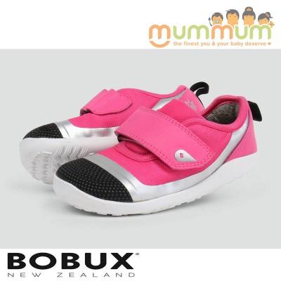 Bobux IW Lo Dimension Shoe Funchsia Big Kid