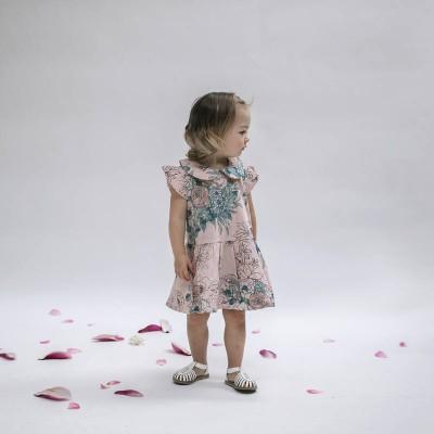 Burrow & Be Bouquet Flutter Dress