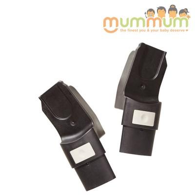 Joolz Geo/Geo2 Stroller Upper Capsule Adapter Set for Maxi Cosi Nuna Capsule