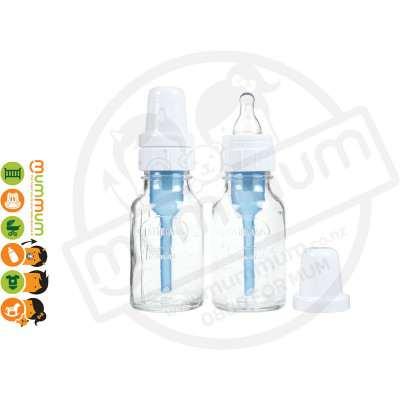 Dr.Brown Glass Bottle Reduce Colic Venting Best Bottle In The World 2packs 125ml