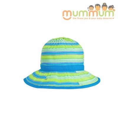 Sunday afternoon kids poppy hat limeade L