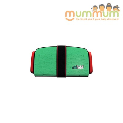 Mifold Travel booster green 4+
