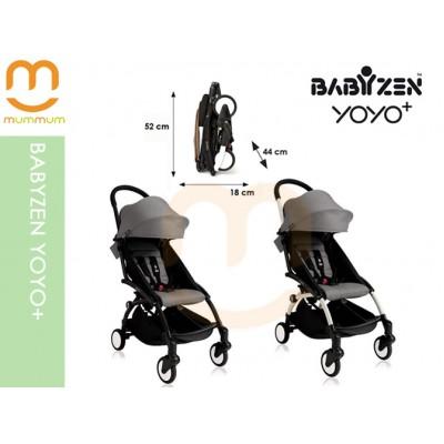 BABYZEN YOYO+ Grey