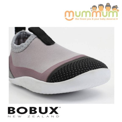 Bobux SU Xplorer Lo Dimension Grey+Black