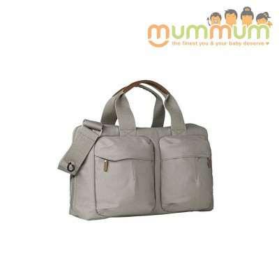 Joolz Universal Nursery bag Earth Collection Elephant Grey