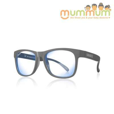 Shadez Blue Light Glasses Grey Adult