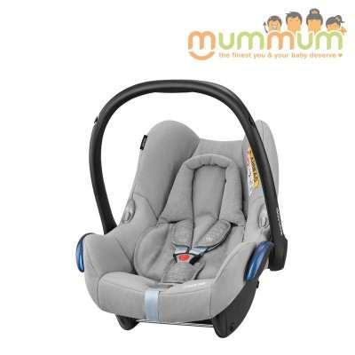 Maxi Cosi Cabriofix Nomad Grey