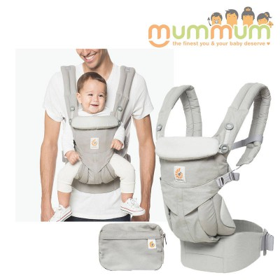 Ergobaby Omni 360 All-In-One Carrier - Pearl Grey