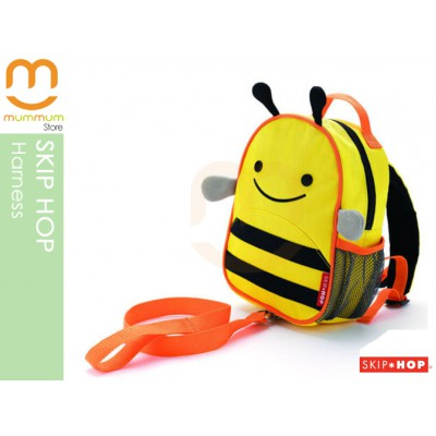 SKIP HOP ZOO Let Safety Harness and Backpack - Bee