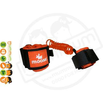 Moose Noose Toddler Safety Harness Orange