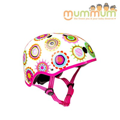 Micro Helmet Doodle Spot Medium