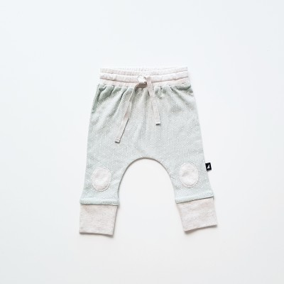 Anarkid Pants Hexagon Patch Sea Foam
