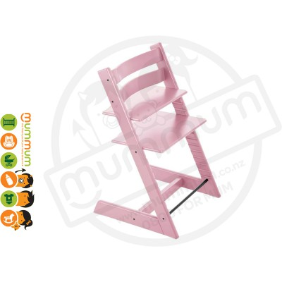 Stokke Tripp Trapp Highchair Pink